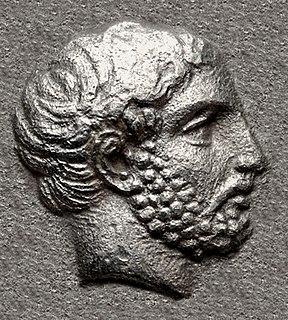 Hecatomnus Achaemenid satrap