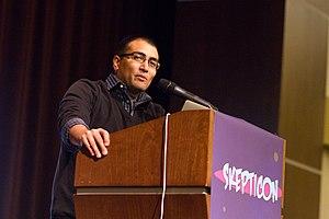 Hemant Mehta - Hemant Mehta at Skepticon in 2014
