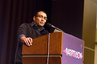 Hemant Mehta - Hemant Mehta at Skepticon in 2014