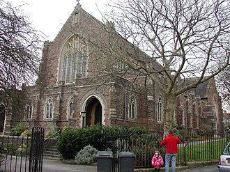 Henleaze - St Peter's parish church
