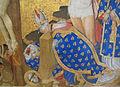 Henri bellechose, altare di san dionigi, 1415-16, 06.JPG