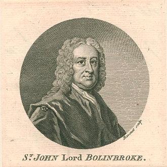 Henry St John, 1st Viscount Bolingbroke - Henry St John, viscount Bolingbroke