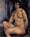 Henryk Epstein - Akt siedzącej kobiety 1920.jpg