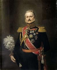Portrait of Antonie Frederick Jan Floris Jacob Baron van Omphal (1788-1863), luitenant-generaal