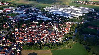 Herrieden,  Bavaria, Germany