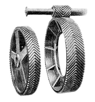 Gear - Herringbone gears