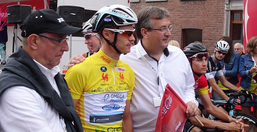 Herve - Tour de Wallonie, étape 4, 29 juillet 2014, départ (D14).JPG