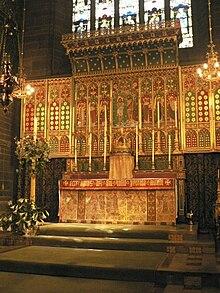 Church Of Saint John The Baptist Liverpool Wikipedia