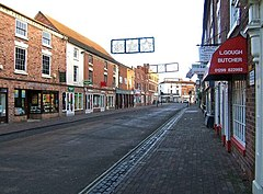 High Street looking towards Mitton Street - geograph.org.uk - 1094213.jpg