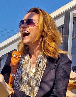 Hilarie Burton American actress