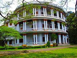 South block of Hill Palace, Tripunithura