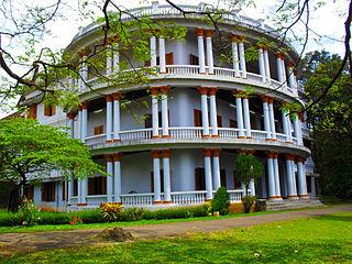 Thrippunithura Neighbourhood in Ernakulam, Kerala, India