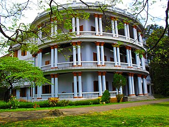 Thrippunithura - South block of Hill Palace, Tripunithura