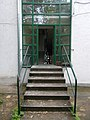 Himfy utca 7, garden side, stairs, 2019 Szentimreváros.jpg