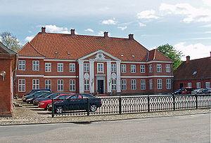 Hans Næss (architect) - Image: Hindsgavl