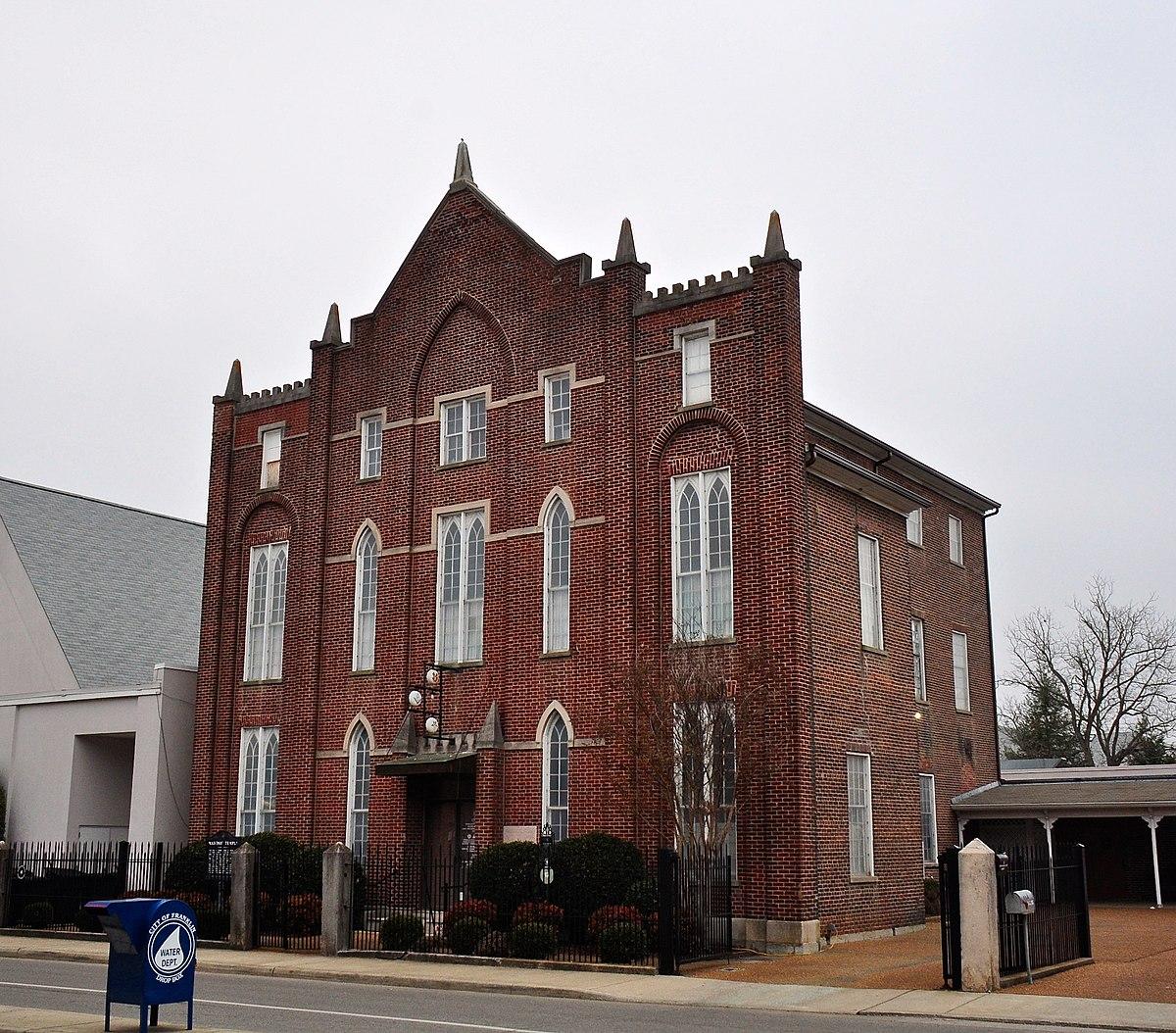 Hiram Masonic Lodge No  7 - Wikipedia