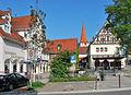 Hirschlanden Rathausplatz.jpg