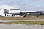 Historical Aircraft Restoration Society (VH-EAG) Lockheed Super Constellation 'Connie' taxiing at Wagga Wagga Airport (1).jpg