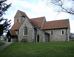 Church of the Holy Cross, Sarratt