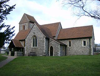 Sarratt Human settlement in England