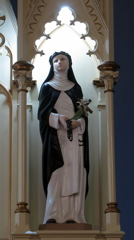 Image result for saint catherine of siena statue