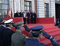 Homenaje a las víctimas de los atentados del 11 de Marzo de 2004 en la Puerta del Sol 01.jpg