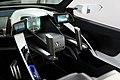 Honda EV-STER twin-lever steering 2012 Tokyo Auto Salon.jpg