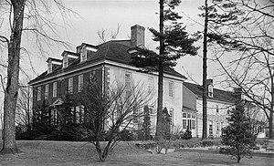 Hope Lodge (Whitemarsh Township, Pennsylvania) - Hope Lodge, circa 1937.