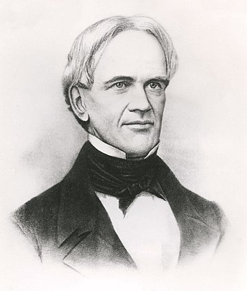 Horace Mann, regarded as the father of American public education