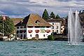 Horgen - Sust - Zürichsee - ZSG Limmat 2012-08-26 17-33-54.JPG