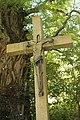 Horní Stropnice, Dobrá Voda, pomník 11. září (2020-07-07; 02).jpg