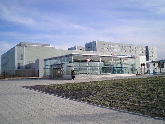 Hospital Infanta Sofía (Madrid Metro)
