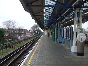 Hounslow - Hounslow Central Underground station