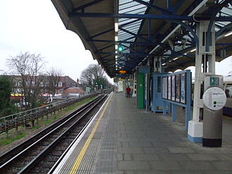 Hounslow - Hounslow Central tube station