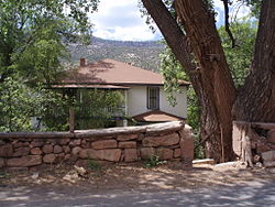 House in Jemez Springs