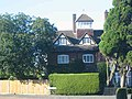House with Observation room on roof. Sauncey Ave Harpenden - geograph.org.uk - 45674.jpg