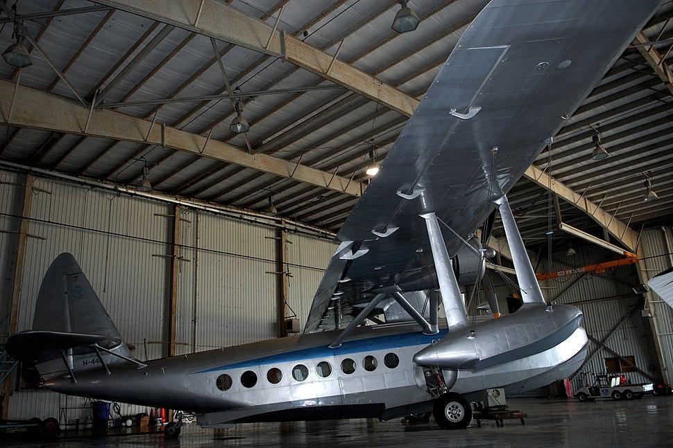 Howard R Hughes S-43 Sikorsky