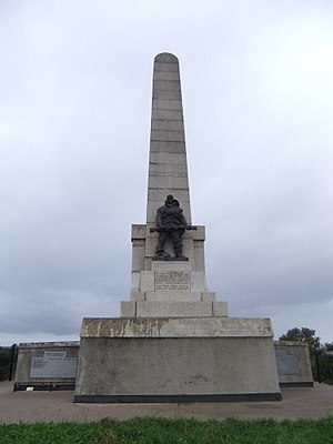 Grade II* listed war memorials in England - Image: Hoylake and West Kirby War Memorial (11)