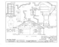 Hubb Estate, 52-15 Flushing Avenue, Maspeth, Queens County, NY HABS NY,41-MASP,2- (sheet 4 of 7).png