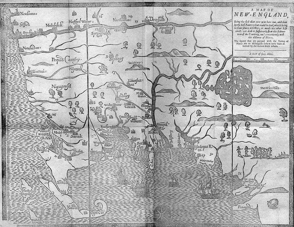 Hubbard map 1677