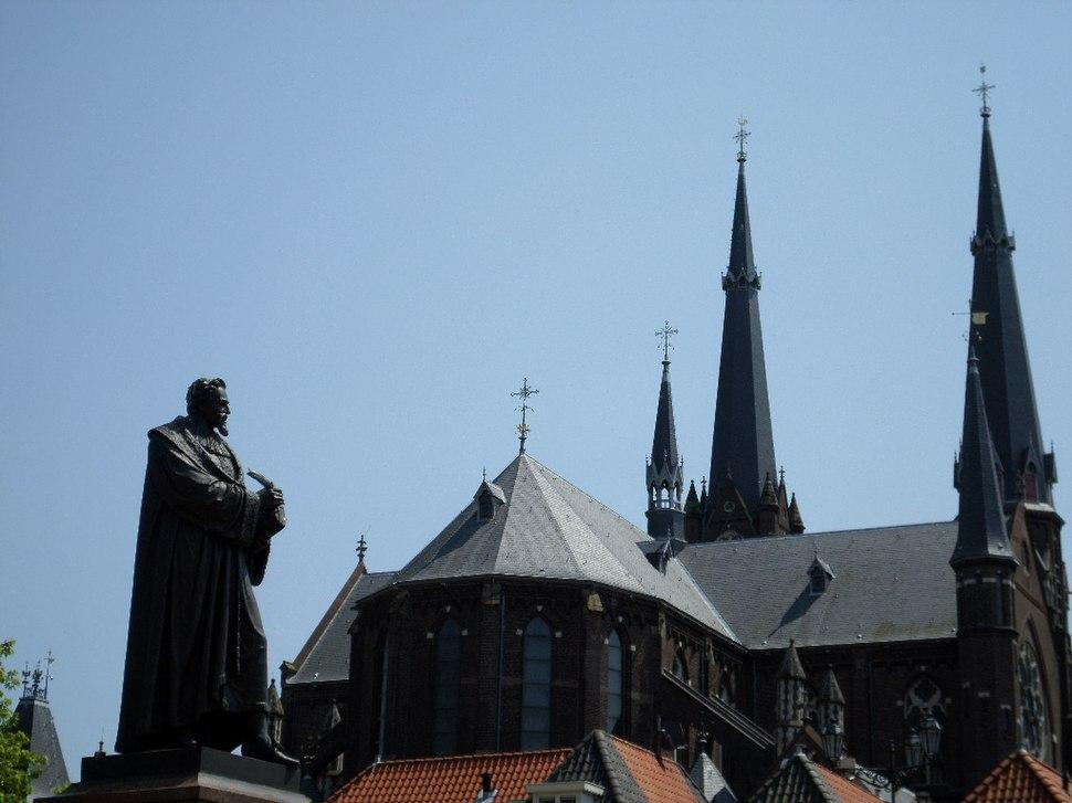 Hugo Grotius and Catholic Maria Van Jesse