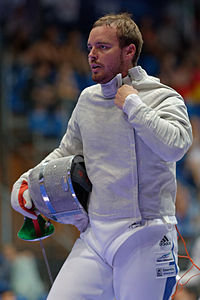 Hungary v France 2013 Fencing WCH SMS-EQ t102608.jpg