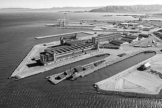 Hunters Point Naval Shipyard