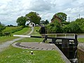 Hurleston Locks, Llangollen Canal, Cheshire - geograph.org.uk - 1324208.jpg
