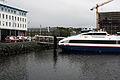 Hurtigbåten tilbake ved Pirterminalen (3510478260).jpg