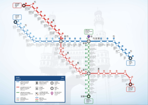 Hyderabad Metro Route Map.png