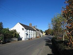 Grangecon - Main street