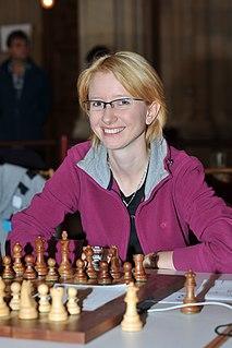 Eva Moser Chess master