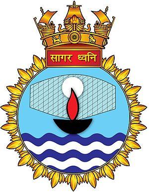 INS Sagardhwani (A74) - INS Sagardhwani