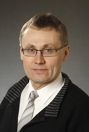 Estonian parliamentary election, 2007 - Image: IRL Tõnis Lukas